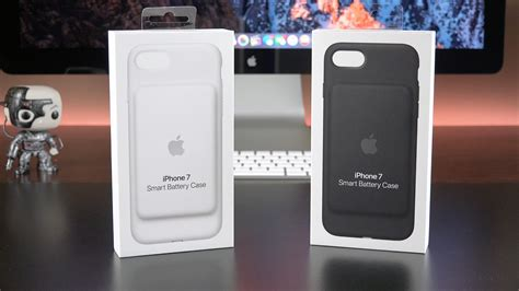 Iphone 7 Smart Battery Black apple iphone 7 smart battery review