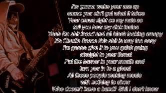 undead lights out lyrics hd