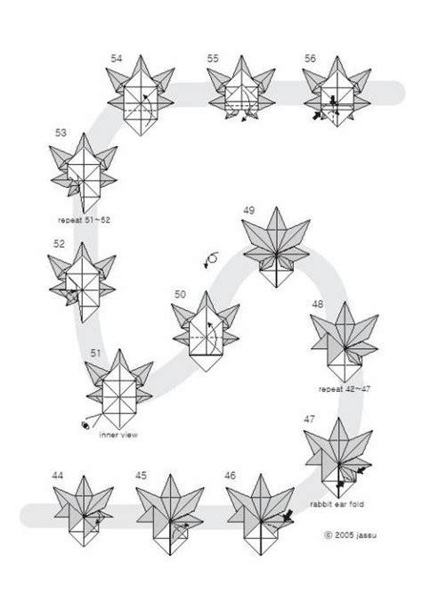 Origami Marijuana Leaf - 树叶折纸 枫叶 幼儿手工 宝宝吧