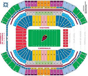 University Of Phoenix Stadium Parking Map by Fandeavor New York Jets Vs Arizona Cardinals