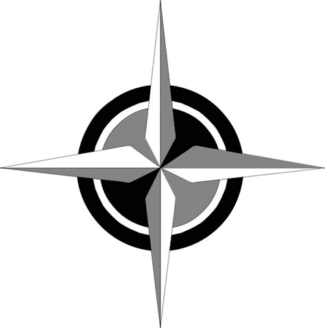 compass rose clip art at clker com vector clip art