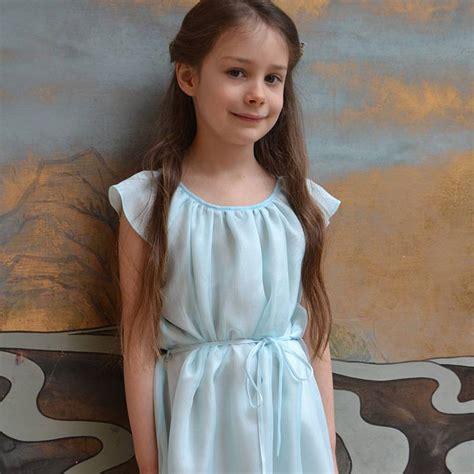 Dress Original Amelia Silk Chiffon Amelie Dress By Milliemanu