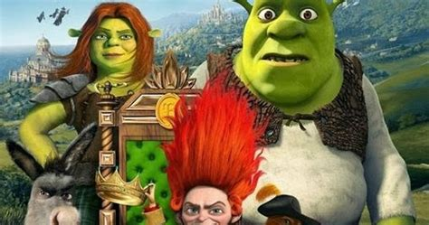list film fiksi shrek forever after 2010 bluray 720p 600mb rendy