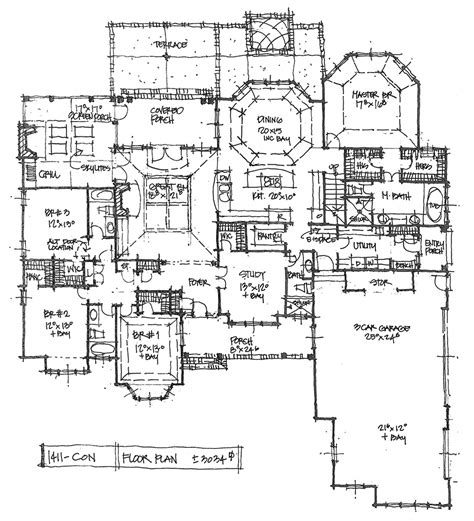 Ranch Floor Plans With Two Master Suites by House Plans With Two Master And Bedrooms Bedroom Dual