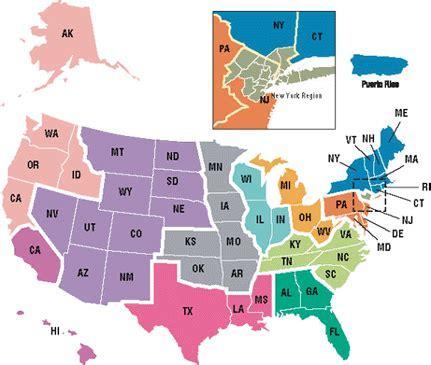 map us census regions 百度知道 信息提示