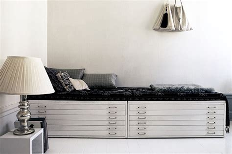 bed file cool practical flat file beds improvised life