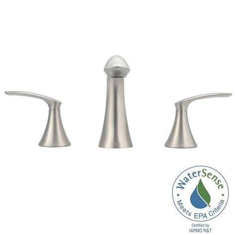 Moen Darcy Faucet by Moen Darcy 8 In Widespread 2 Handle High Arc Bathroom