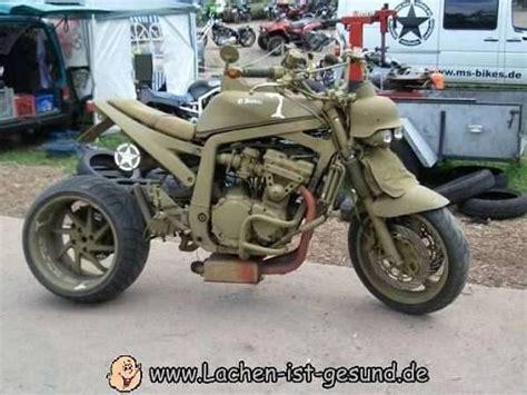 Verr Ckte Motorrad Bilder by Tobi Bike