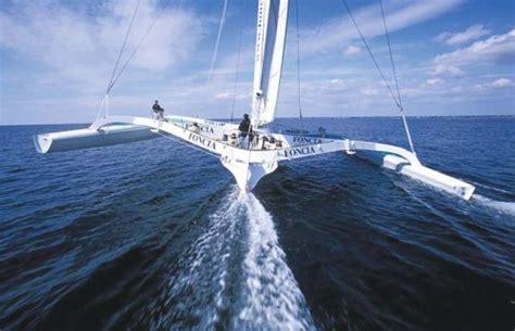 wat is een catamaran wat is een trimaran