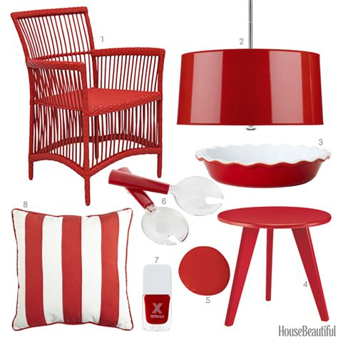 red home decor accessories patriotic red accessories red home decor