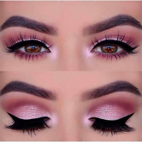 best eyeshadow best 25 pink eyeshadow ideas that you will like on