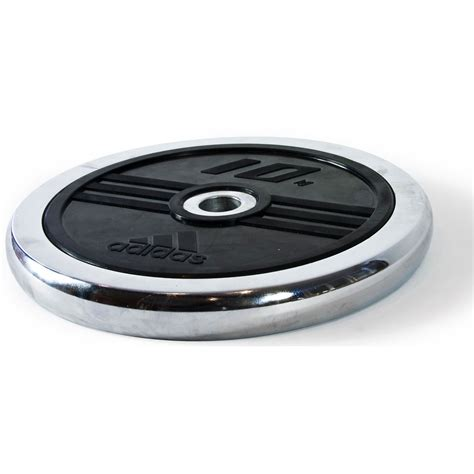 Olahraga Fitness Senam Rubberized Weight Plate 10kg adidas weight plates 10kg sweatband