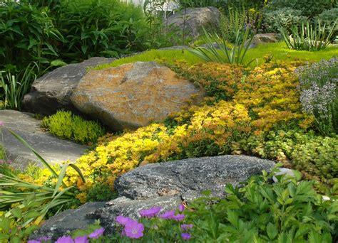 garden rock danilo maffei landscape design