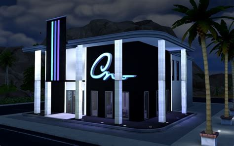 ihelen sims night club ombre sims  downloads