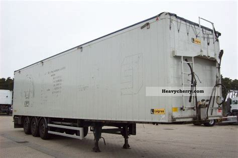 Legras Walking Floor Trailers by Legras 95m3 2005 Walking Floor Semi Trailer Photo And Specs
