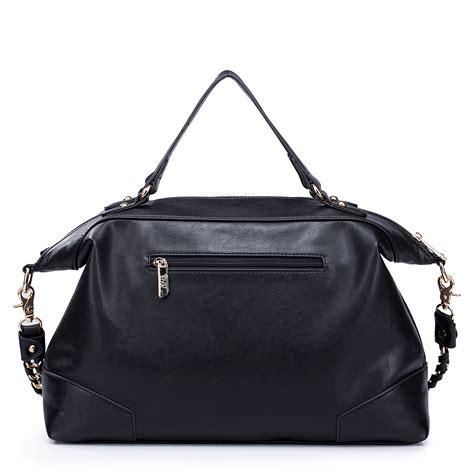 multi function bag multi function hobo tote bag black