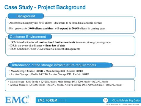 project case study format images