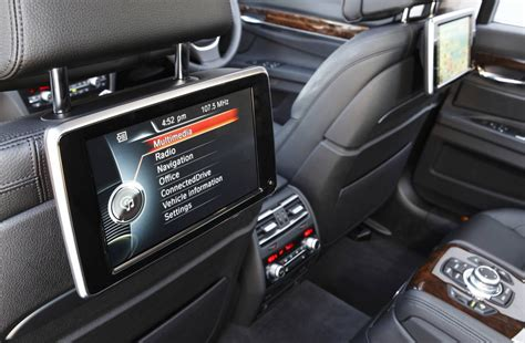 2013 Bmw 7 Series Interior by 2013 Bmw 7 Series Now On Sale In Australia From 204 600