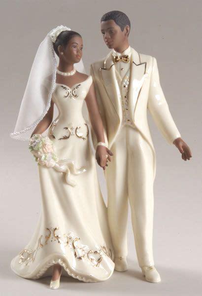 african american wedding cake tops  married african