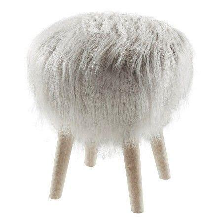 Cheap Faux Fur Stool by Best 25 Faux Fur Stool Ideas On Fuzzy Stool