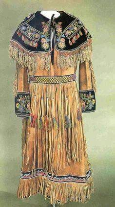 cree tattoo history anishinaabe cree metis dress with collar and cuffs
