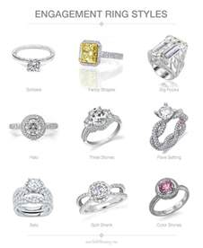 wedding ring styles the differences between engagement and wedding ring