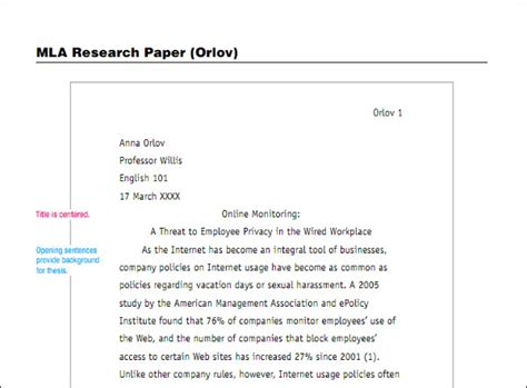 how to write sources for research paper science paper citation mla or apa which style should i