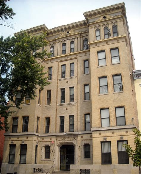 what is an in law apartment file henrietta apartment building jpg wikimedia commons