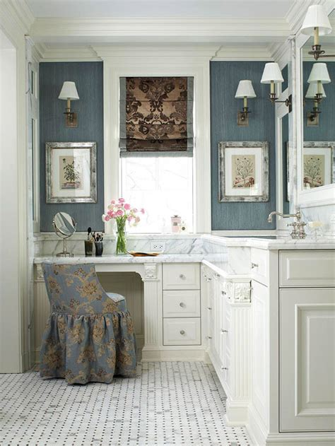 Bathroom Makeup Vanity » Home Design 2017