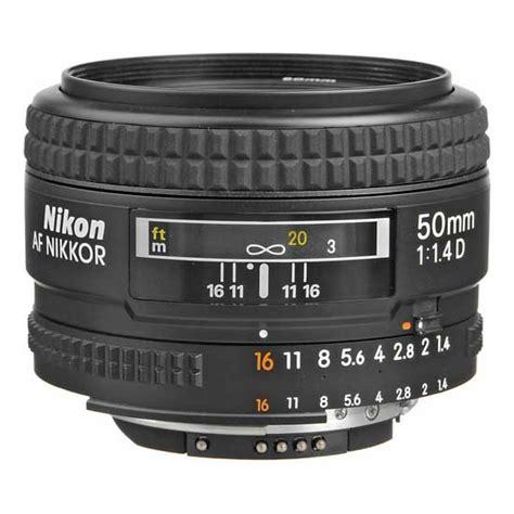 Nikon Af S 50mm F1 8g Lensa Kamera nikon af s 50mm f 1 4g harga dan spesifikasi