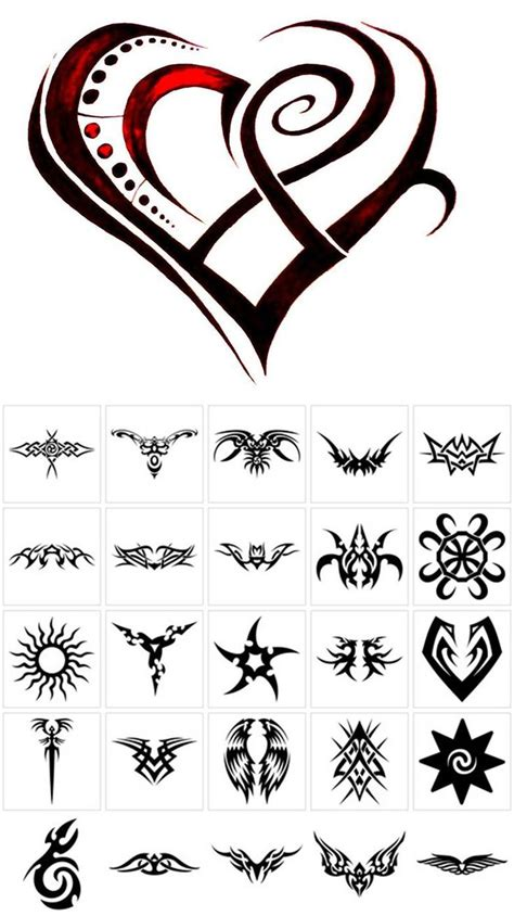 tribal tattoos meaning love 25 best ideas about tribal meanings on