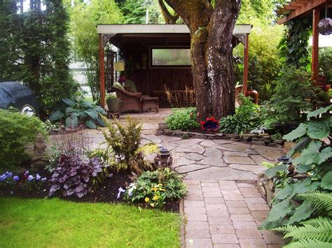 backyard retreat ideas photo page hgtv