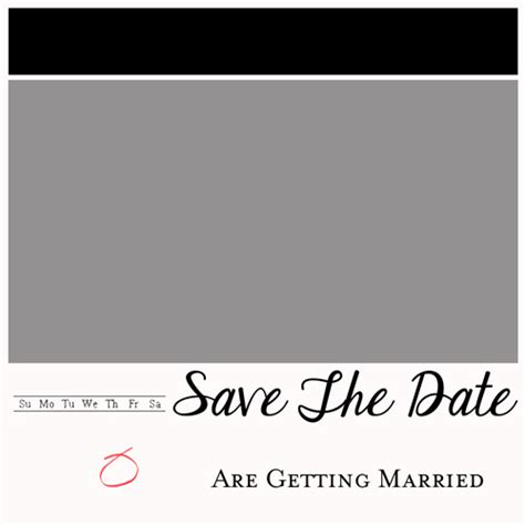 The Date Calendar Card Free Template by Diy Page A Day Calendar Save The Dates Pins And