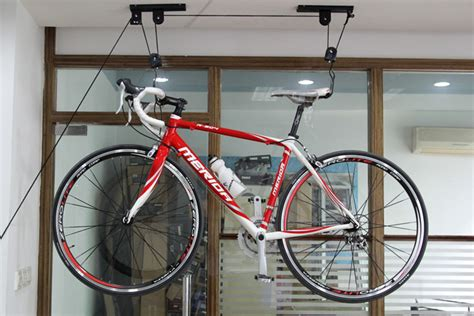 bicycle lift ceiling hoist neat freak