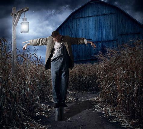 film hantu orang orangan sawah tutorial photoshop membuat effek pencahayaan