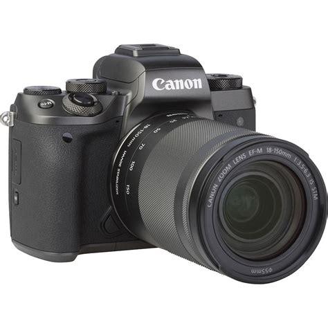 test ef test canon eos m5 ef m 18 150 mm is stm appareil photo
