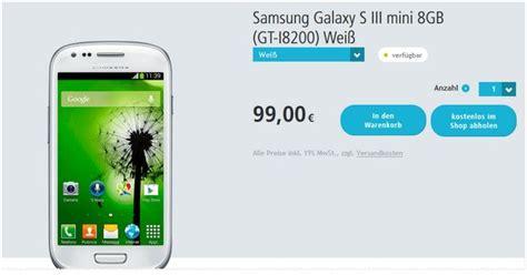 Samsung S 4 Mini Ohne Vertrag 352 by Samsung Galaxy S3 Mini Ohne Vertrag B Ware 60