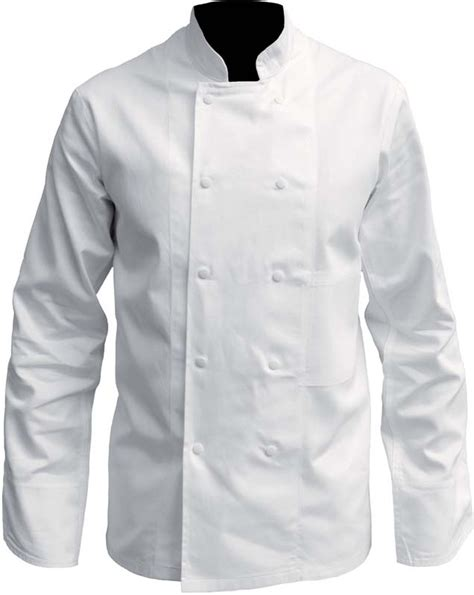 veste de cuisine veste de cuisine coton blanc pressions vetements de