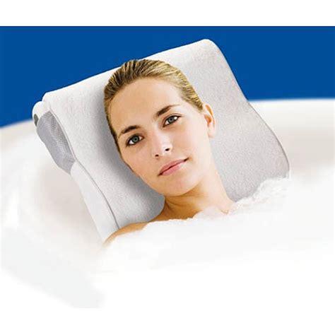 Memory Foam Bath Pillow by Pretika Ab225 Softspa R Walmart