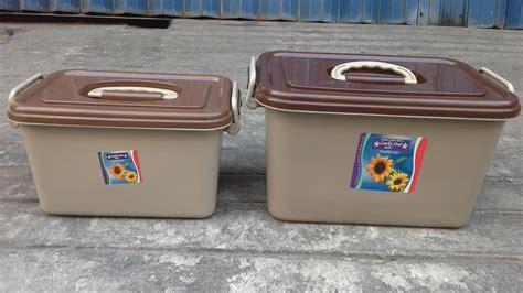 Baskom Plastik No 16 Komet boxer plastik merk lucky kode 2516 dan 2517 selatan