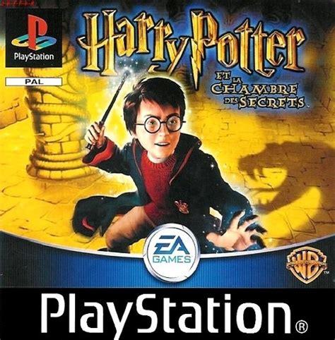 harry potter et la chambre des secrets jeu pc harry potter et la chambre des secrets psx argusjeux