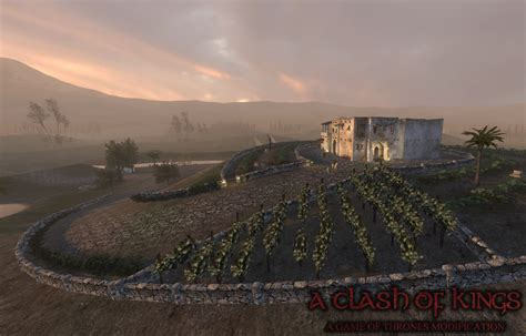 mod game of thrones mount and blade warband village image a clash of kings game of thrones mod for