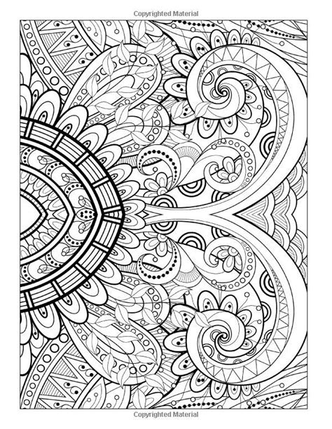 a coloring page from quot detailed designs and beautiful