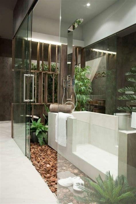 Amazing Salle De Bain Zen Beige Et Blanc  #2: Salle-de-bain-de-luxe-ambiance-zen-idees-salle-de-bain-interieur-deco-pas-cher.jpg