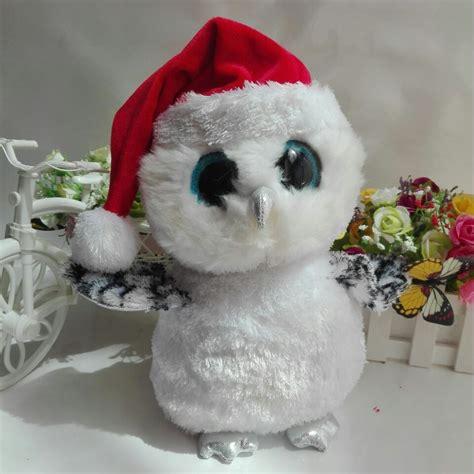 Boneka Owl Putih owl beanie boo promotion shop for promotional owl beanie