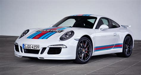 porsche modified cars porsche caps 50 years of 911 sportscars with martini