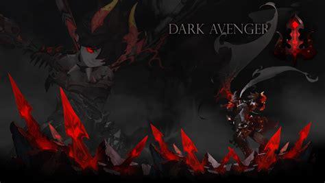 wallpaper dark avenger wallpaper dragonnest dark avenger by ama toyphoto on