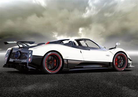 2009 Pagani Zonda Cinque Roadster ~ Modified Vehicles