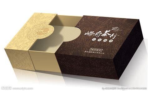 茶叶礼品包装盒效果图设计图 包装设计 广告设计 设计图库 昵图网nipic com