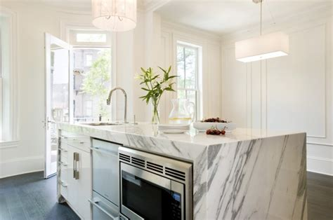 marble double island kitchen for the home pinterest double dishwashers contemporary kitchen melissa